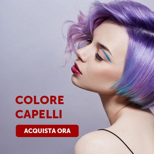 Prodotti colore capelli